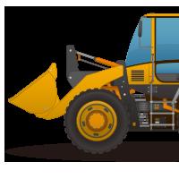 工事車両カテゴリー